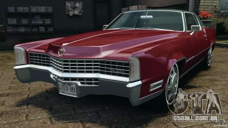 Cadillac Eldorado 1968 para GTA 4