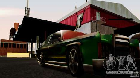 ENBSeries HQ para GTA San Andreas terceira tela