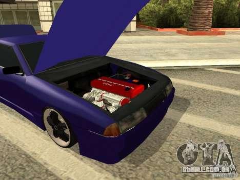 Elegy by W1nston4iK para GTA San Andreas vista direita