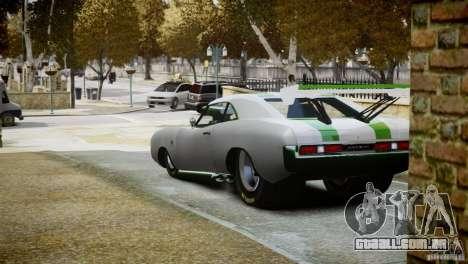 Dukes City-Drag para GTA 4 esquerda vista
