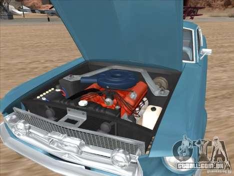 Ford Mustang Fastback 1967 para GTA San Andreas vista direita