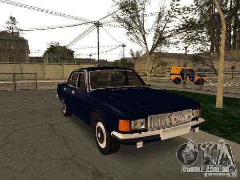 GAZ 3102 para GTA San Andreas