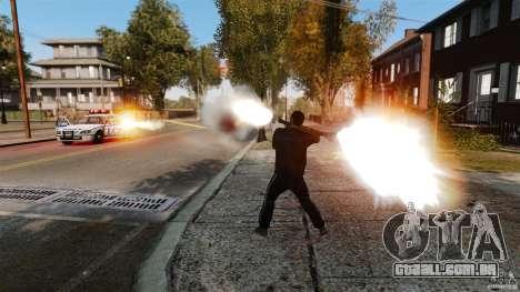 O dano real de braços para GTA 4 segundo screenshot