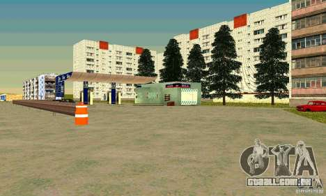 Arzamas v 0.1 para GTA San Andreas terceira tela