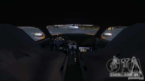 Mazda RX-7 Veilside Tokyo Drift para GTA 4 traseira esquerda vista