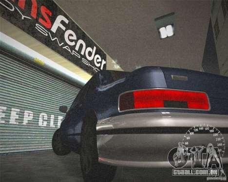 ECHO HD from GTA 3 para GTA San Andreas vista interior