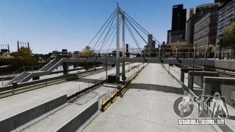 Corrida de rua para GTA 4 terceira tela