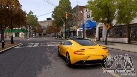 Simple ENB para GTA 4 quinto tela