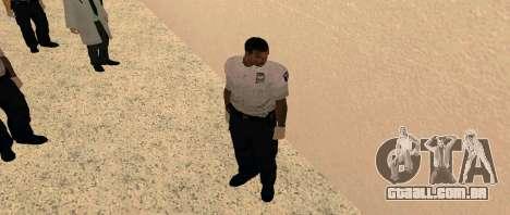 Medic Pack para GTA San Andreas quinto tela