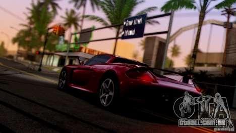 SA Beautiful Realistic Graphics 1.6 para GTA San Andreas terceira tela