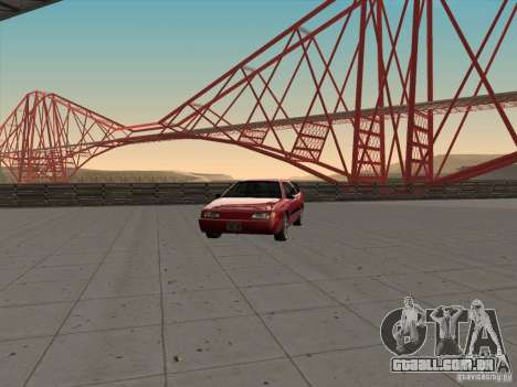 ENBSeries by Chris12345 para GTA San Andreas oitavo tela
