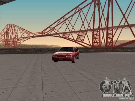 ENBSeries by Chris12345 para GTA San Andreas oitavo tela