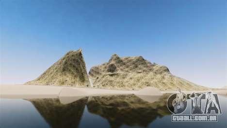 Pico de montanha para GTA 4