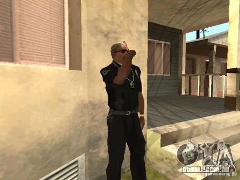 Reality GTA v1.0 para GTA San Andreas segunda tela