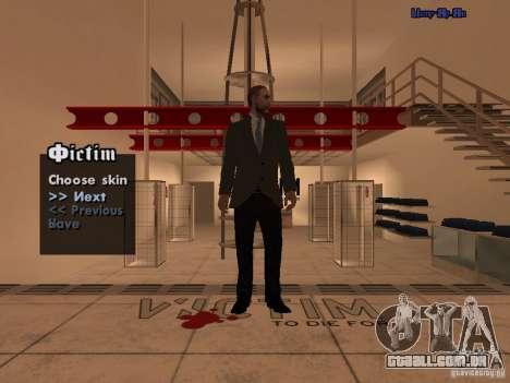 Funcionários da pele Pack da prefeitura para GTA San Andreas terceira tela
