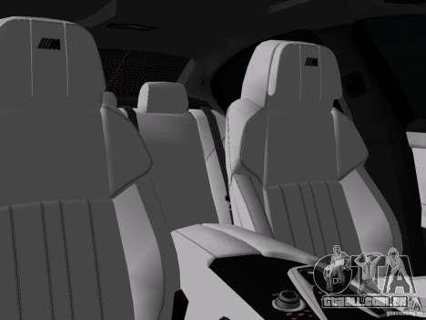 BMW M5 F10 2012 para as rodas de GTA Vice City