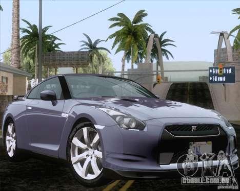 Playable ENB Series v1.2 para GTA San Andreas quinto tela
