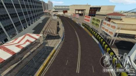 Long Beach Circuit [Beta] para GTA 4 sétima tela