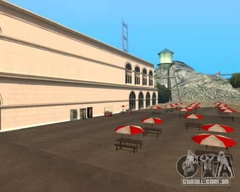Real New San Francisco v1 para GTA San Andreas twelth tela
