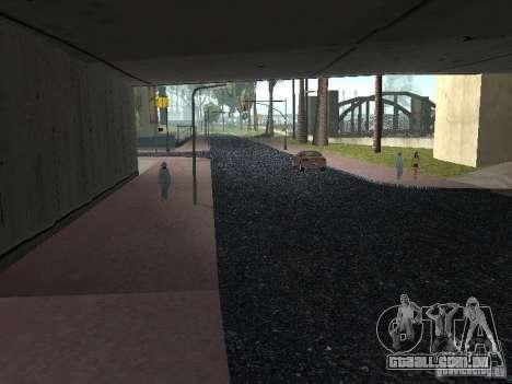 A nova Grove Street para GTA San Andreas twelth tela