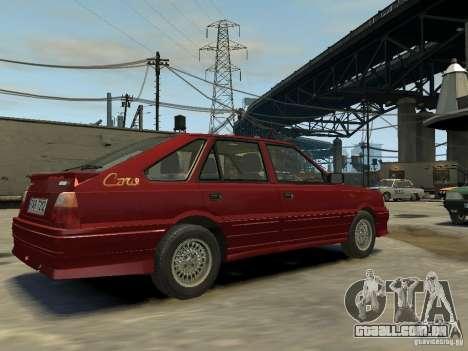 FSO Polonez Caro para GTA 4 esquerda vista