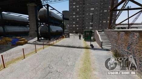 A faixa no estilo da gincana para GTA 4 segundo screenshot