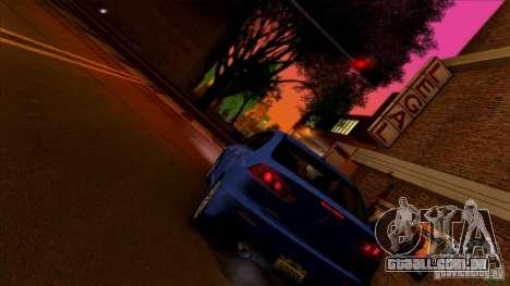 SA Beautiful Realistic Graphics 1.3 para GTA San Andreas sexta tela