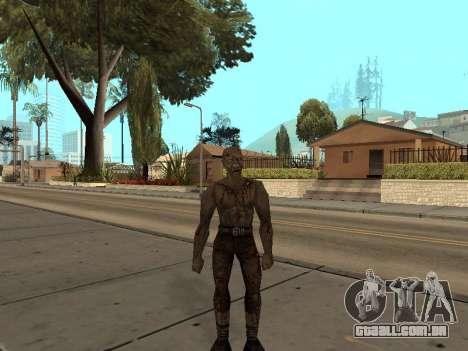 Pak peles de gótico 1 para GTA San Andreas sétima tela