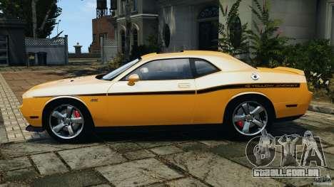 Dodge Challenger SRT8 392 2012 [EPM] para GTA 4 esquerda vista