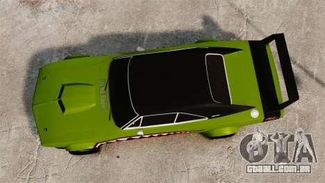 Dodge Charger RT SharkWide para GTA 4 vista direita