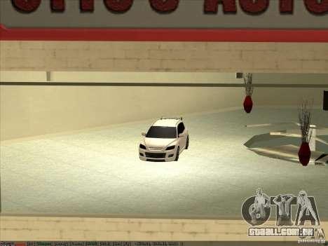 Mazda Speed 3 Stance v.2 para GTA San Andreas vista direita