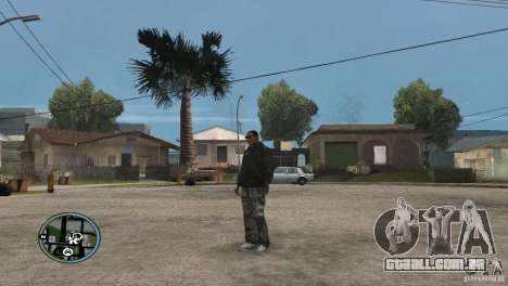 GTAIV HUD para uma ampla tela (16: 9) v2 para GTA San Andreas