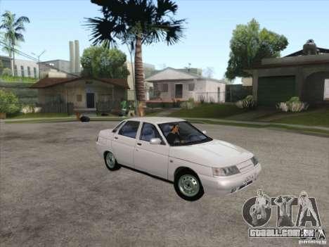Dreno VAZ 2110 para GTA San Andreas