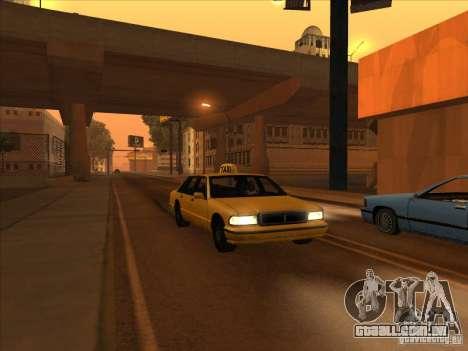 Sangue de carro v2 para GTA San Andreas segunda tela