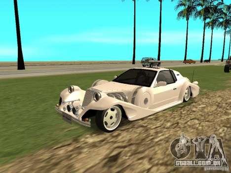 Mitsuoka Le-Seyde para GTA San Andreas