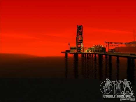 ENBSeries v1.0 para GTA San Andreas oitavo tela