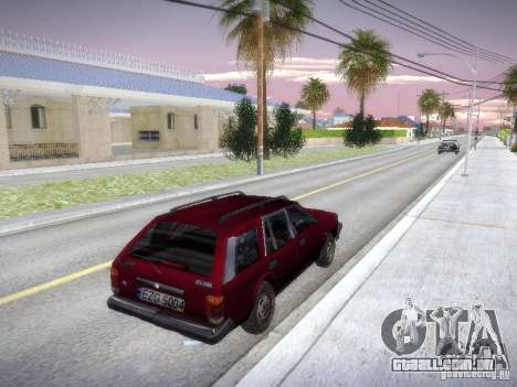 Nissan Bluebird Wagon para GTA San Andreas vista direita