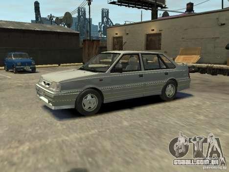 FSO Polonez Atu para GTA 4