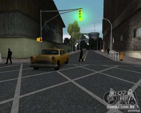 Novas texturas de estrada para GTA UNITED para GTA San Andreas