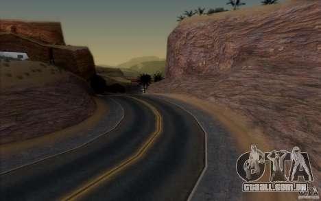 RoSA Project v1.0 para GTA San Andreas nono tela