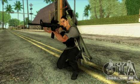 Jack Rourke para GTA San Andreas terceira tela