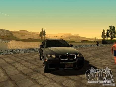 ENBSeries v1.2 para GTA San Andreas sexta tela