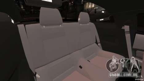 Ford Mustang 2013 Police Edition [ELS] para GTA 4 vista lateral