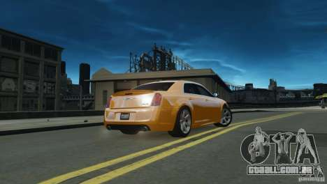 Saites ENBSeries Low v4.0 para GTA 4 segundo screenshot