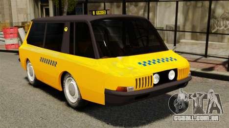 Táxi soviético 1966 para GTA 4