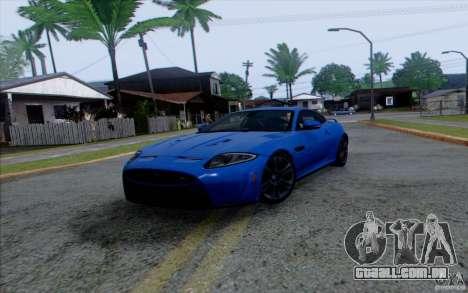 SA Illusion-S V4.0 para GTA San Andreas quinto tela