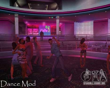 Dança mod para gta vice city para GTA Vice City
