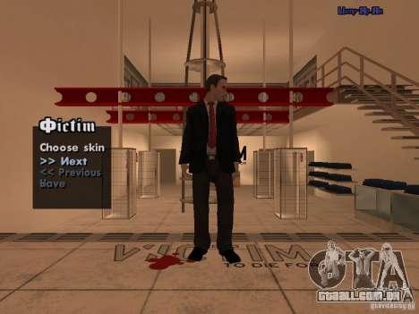 Funcionários da pele Pack da prefeitura para GTA San Andreas segunda tela