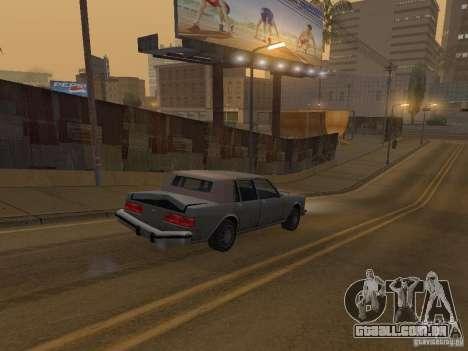 Novas texturas de Los Santos para GTA San Andreas décimo tela