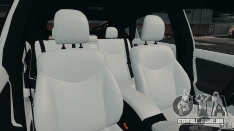 Toyota Prius NY Airport Service para GTA 4 vista interior